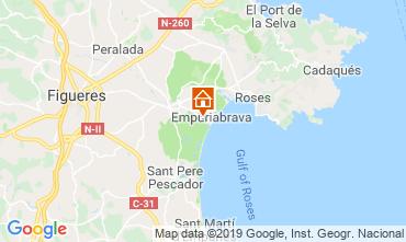 Karte Rosas Haus 8284