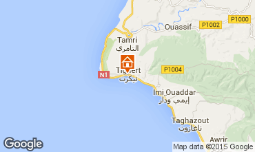 Karte Agadir Appartement 56357