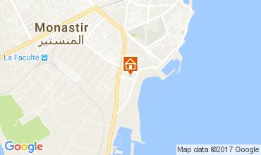 Karte Monastir Appartement 109529