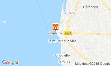 Karte Granville Haus 118169