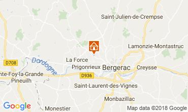 Karte Bergerac Haus 94254