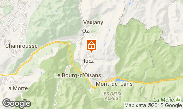 Karte Alpe d'Huez Studio 46
