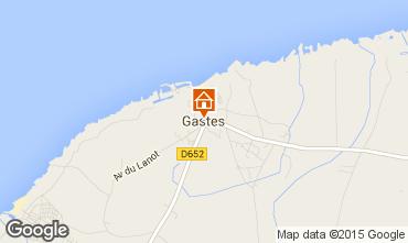 Karte Gastes Mobil-Home 99948