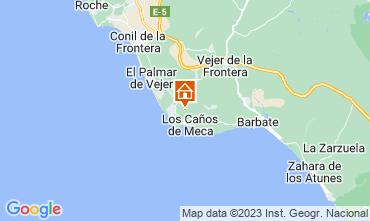 Karte Los Caños de Meca Villa 107911