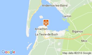Karte Arcachon Appartement 106583