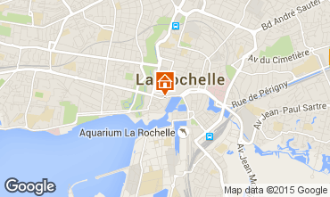 Karte La Rochelle Appartement 84130