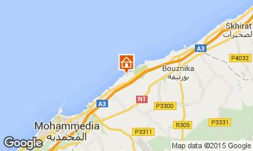 Karte Mohammedia Villa 73250