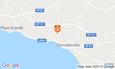 Karte Marina di Ragusa Appartement 113933