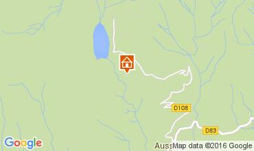 Karte Aussois Chalet 26892