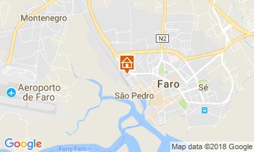 Karte Faro Appartement 114885