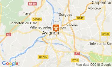 Karte Avignon Appartement 115919