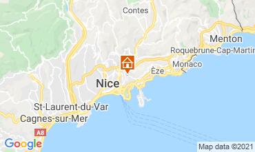 Karte Nice Appartement 99697