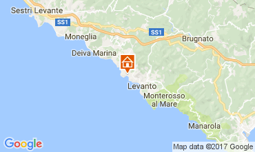 Karte Bonassola Studio 110610