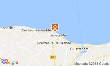 Karte Langrune sur mer Haus 113675