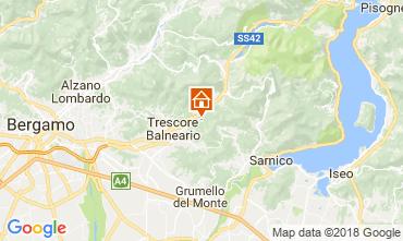 Karte Trescore Balneario Studio 115377