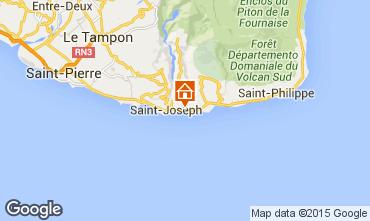 Karte Saint Pierre (R�union) Haus 101895
