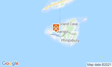 Karte Marigot Appartement 114553