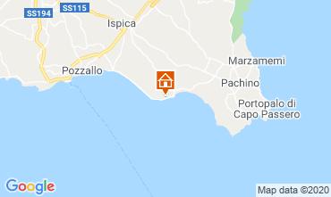 Karte Pozzallo Villa 117240