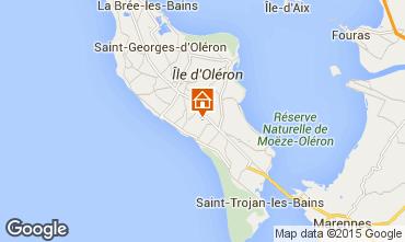 Karte Dolus d'Oléron Mobil-Home 82994