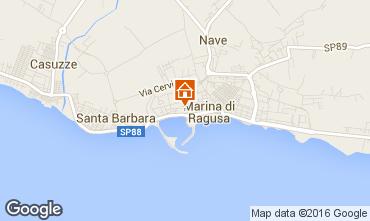 Karte Marina di Ragusa Appartement 103248