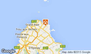 Karte Grand Baie Villa 96166