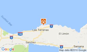 Karte Las Terrenas Villa 106784