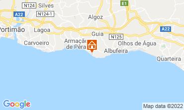 Karte Albufeira Appartement 112861