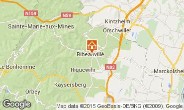 Karte Ribeauvillé Appartement 70208