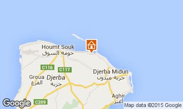Karte Djerba Villa 9885