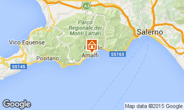 Karte Amalfi Haus 24852