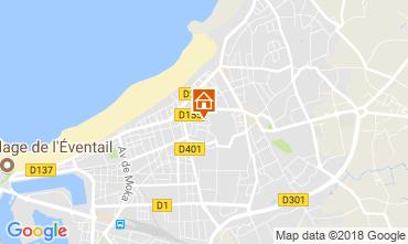 Karte Saint Malo Haus 111622