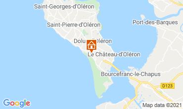 Karte Dolus d'Oléron Villa 51142