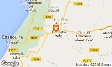 Karte Essaouira Fremdenzimmer 99525