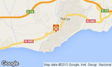 Karte Nerja Appartement 79550