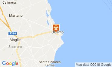 Karte Otranto Haus 113428