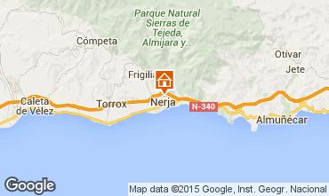Karte Nerja Haus 76794
