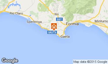 Karte Gaeta Studio 79110