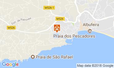 Karte Albufeira Appartement 103742