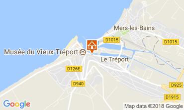 Karte Le Tréport Appartement 112122