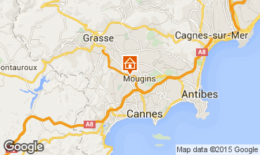 Karte Cannes Appartement 84021