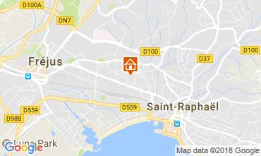Karte Fréjus Appartement 113779