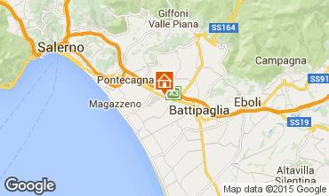 Karte Salerno Appartement 58753