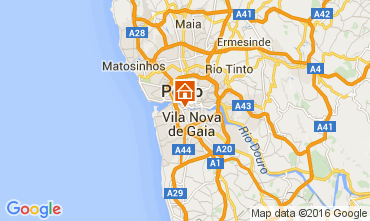 Karte Vila Nova de Gaia Appartement 103672
