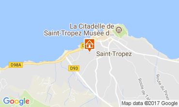 Karte Saint Tropez Appartement 111442