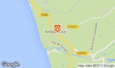 Karte Ambleteuse Appartement 97622