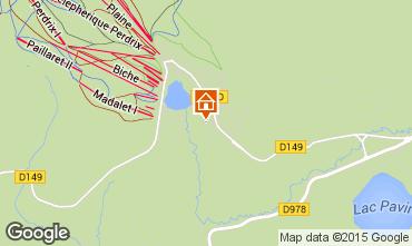 Karte Besse - Super Besse Chalet 67212