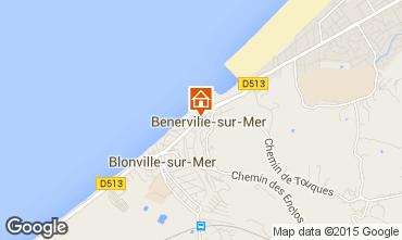 Karte Deauville Appartement 101396