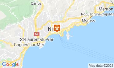 Karte Nice Appartement 8341