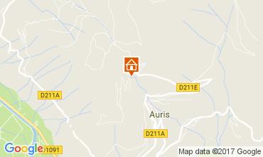 Karte Le Bourg-d'Oisans Appartement 112032