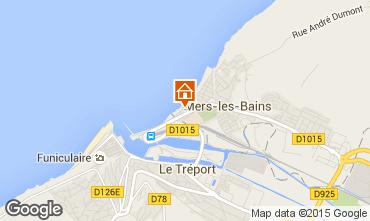 Karte Mers Les bains Studio 58355